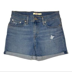 Levi's Red Tab Mid Length Short